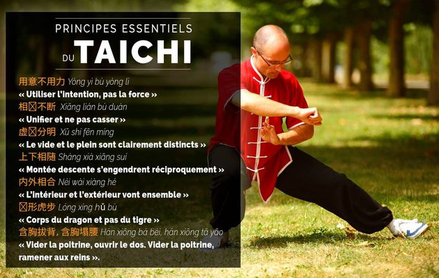 Les Principes Essentiels du Tai Chi