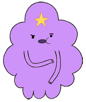 Princesse Lumpy Space
