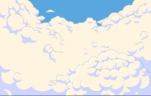 Le royaume des nuages