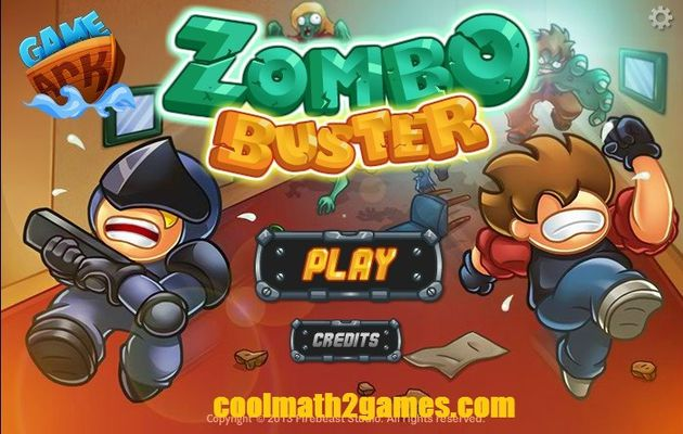 Zombo Buster free games play in coolmath2games.com