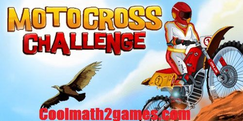 Motocross Challenge free games play in coolmath2games.com