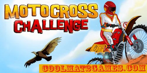 Motocross Challenge play free games in coolmath2games.com