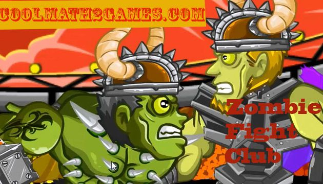 Zombie Fight Club play game free in coolmat2games.com