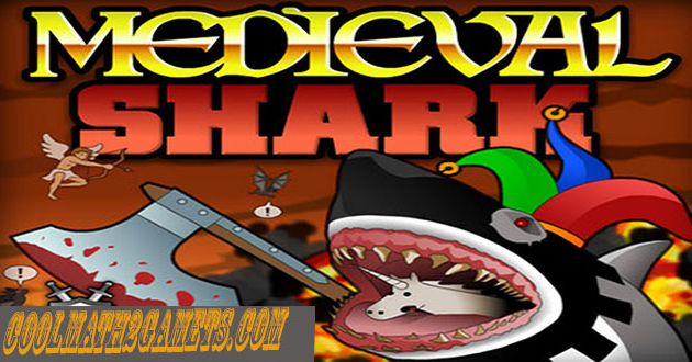 Medieval Shark play game free in coolmath2game.com