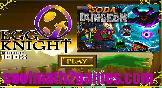 Egg Knight play game in coolmath2games.com