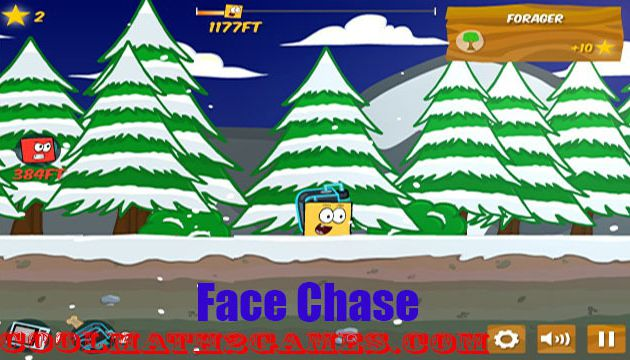 Face Chase play game in coolmath2games.com