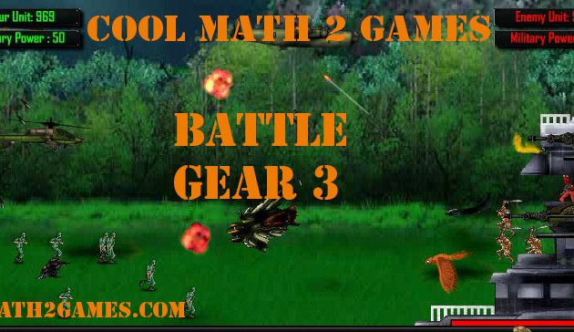 Battle Gear 3 play free games in cool math 2 games
