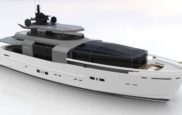 World debuts for the Arcadia 85S and Arcadia 100 at Cannes Yachting Festival