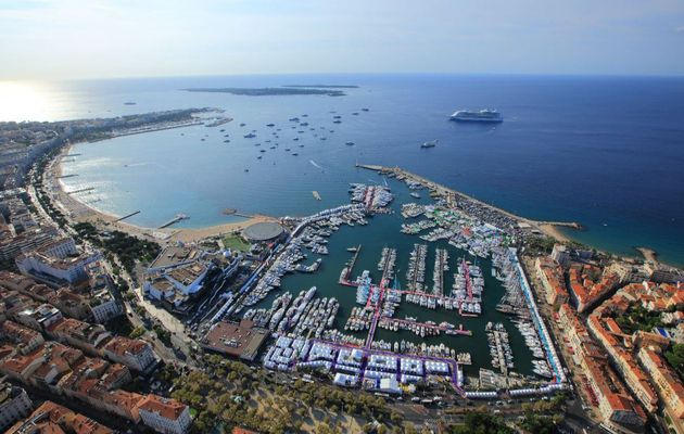 Presentation and key figures of the Cannes Yachting Festival 2016