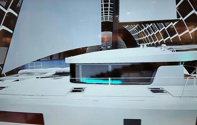 What will tomorrow's sailing catamarans look like ?