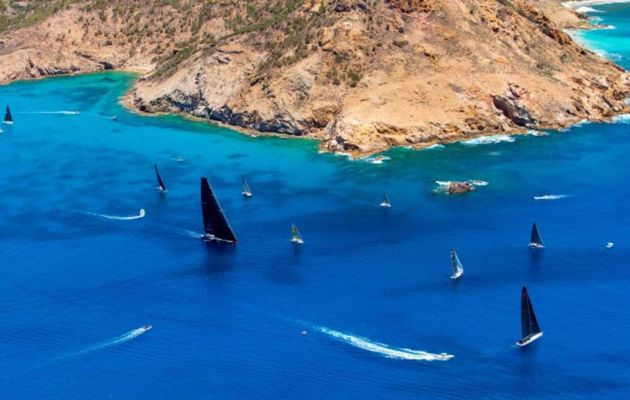 Les Voiles de Saint Barth, a week of rigorous competition ahead