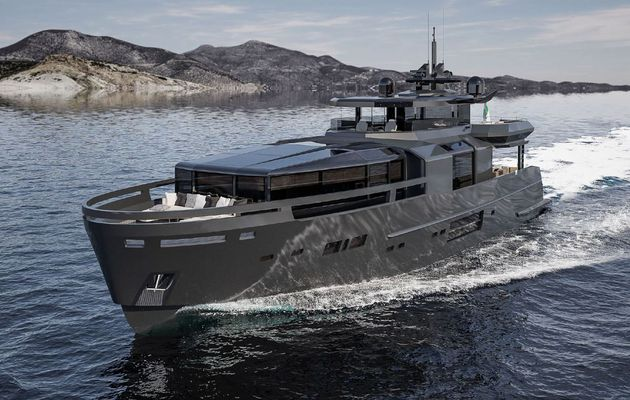 Arcadia Yachts reinvents itself