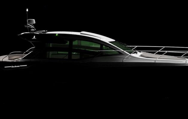 Scoop - First Visual of the New Bénéteau Gran Turismo 50