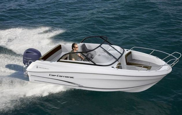 Boating – With the Cap Camarat 5.5 BR, Jeanneau Reinvents the Concept of Bow-Riders!