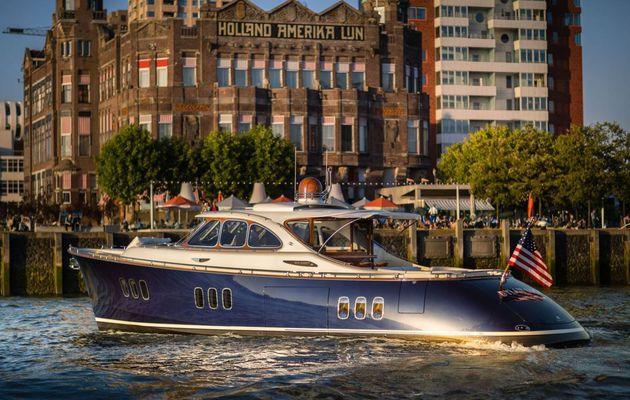 Zeelander Z55 sport cruiser European debut at Cannes Yachting Festival 2017