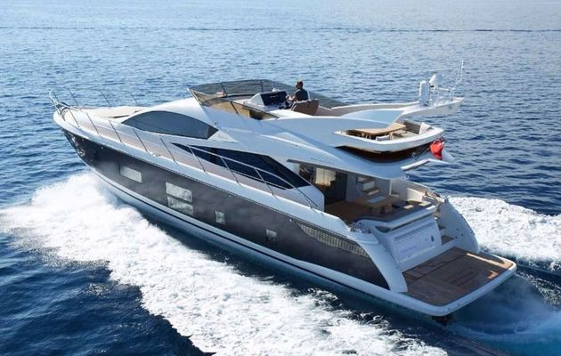 Pearl Yachts: Pearl 65 at the Cannes Yachting Festival 2017