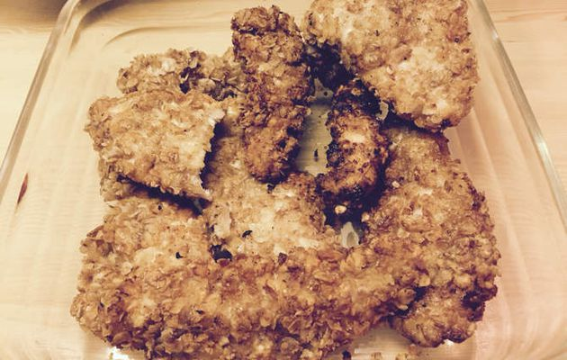 Recette de poulet pané maison