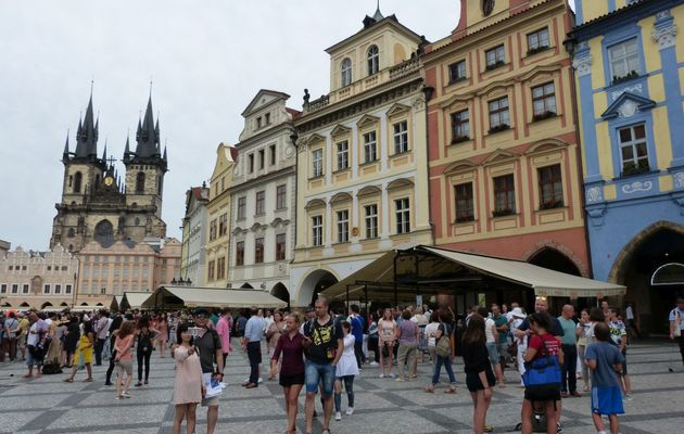 Prague, la ville aux mille clochers
