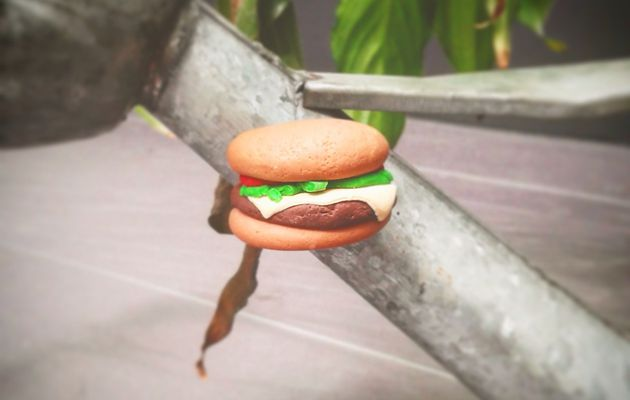 Magnet Hamburger