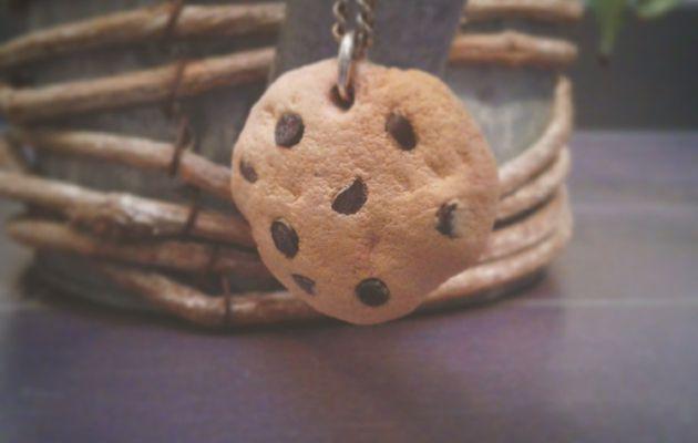 Pendentif cookie