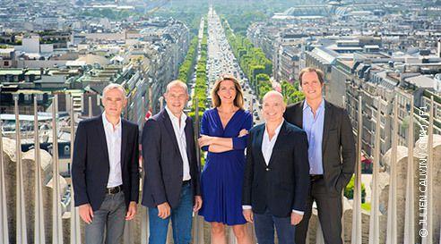 Défilé du 14 juillet 2017 : le dispositif de TF1