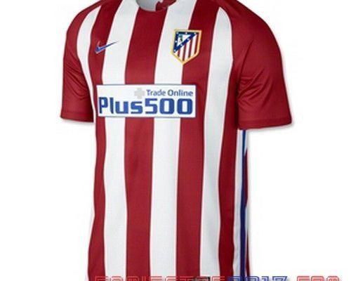 Nueva camiseta  Atletico Madrid 2017|Comprar camisetas de futbol baratas