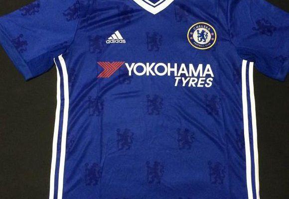 Comprar 2017 camisetas de futbolbaratas 14.9€!!|camiseta  primera de Chelsea 2017
