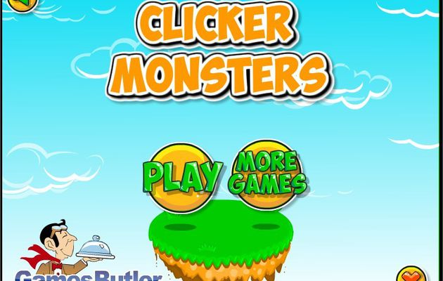 Cookie Clicker Clicker Monsters
