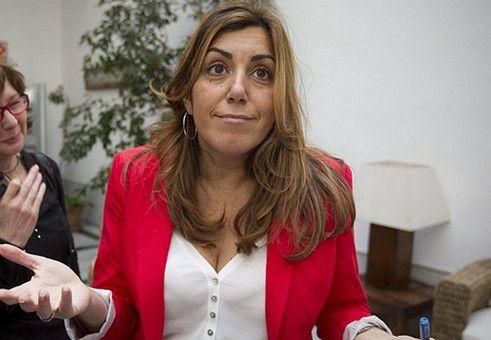 Susana Díaz utiliza seguidores falsos en Twitter para dar una imagen más fuerte
