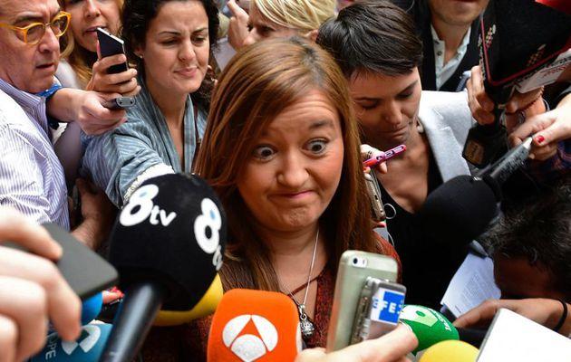Verónica Pérez, la 'única autoridad del PSOE' dice que Susana 'ha sido muy generosa'