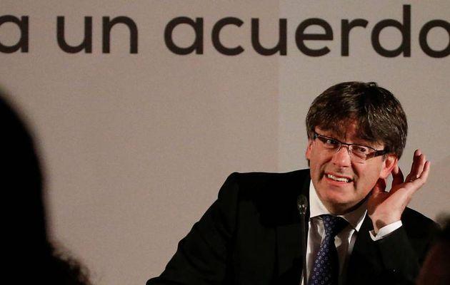 Quedan 72 horas para detonar el 155, a Rajoy no le vale la evasiva de Puigdemont