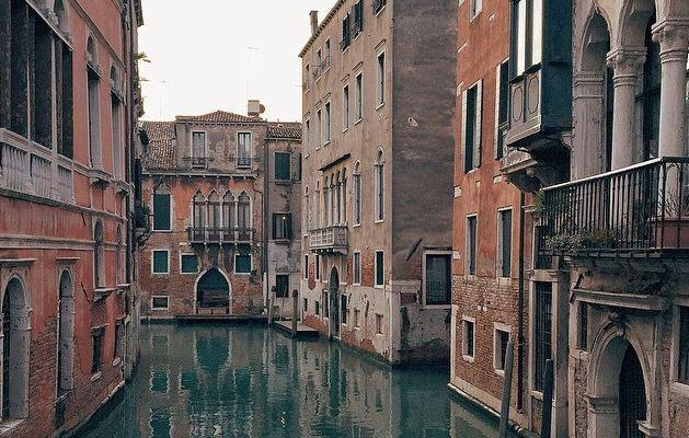 A Venise, au fil des jours. Journal.
