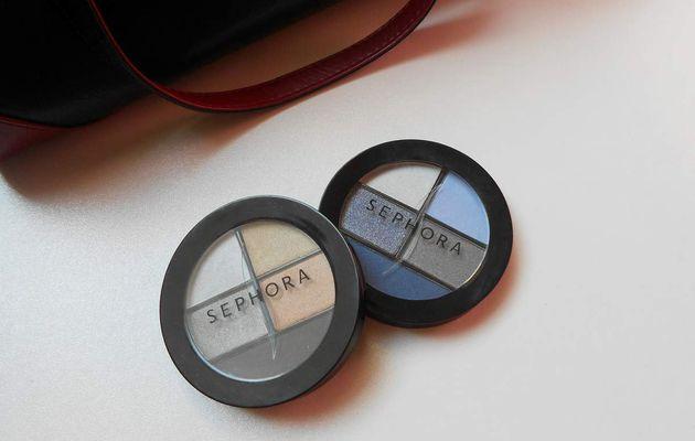 Palettes 4 ombres et liner - Sephora