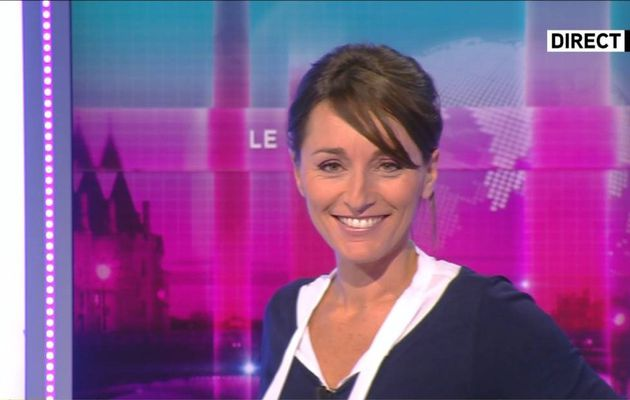 Amandine Bégot Le 17-19 Itélé le 15.09.2016