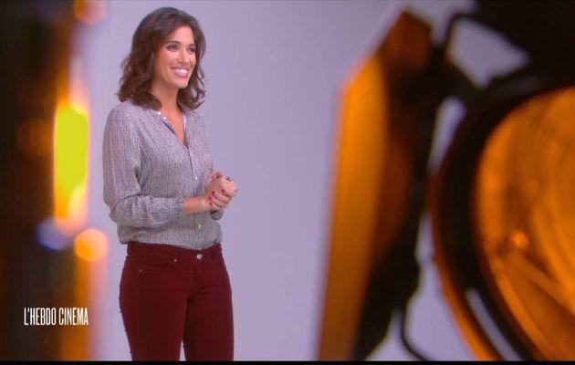 Laurie Cholewa L'Hebdo Cinéma Canal+ le 15.10.2016