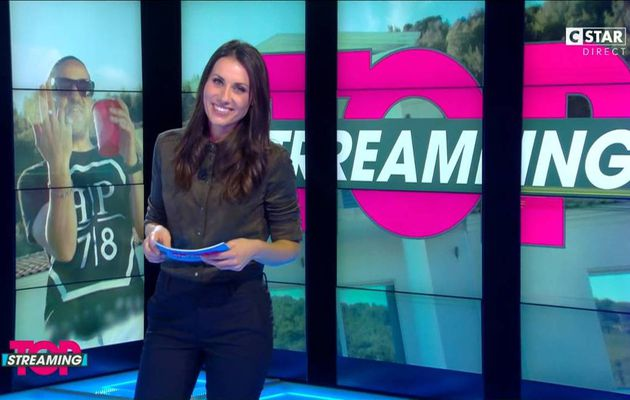 Jessie Claire Top Streaming CStar le 21.10.2016