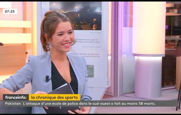 Emilie Broussouloux Le 6-9 Franceinfo: le 25.10.2016