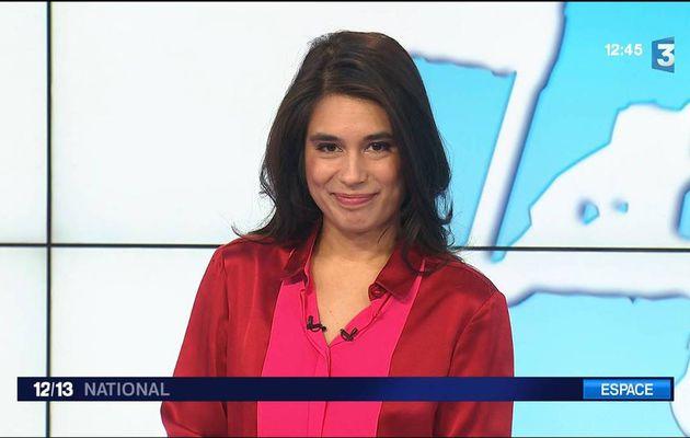 Emilie Tran Nguyen Le 12/13 France 3 le 22.12.2016