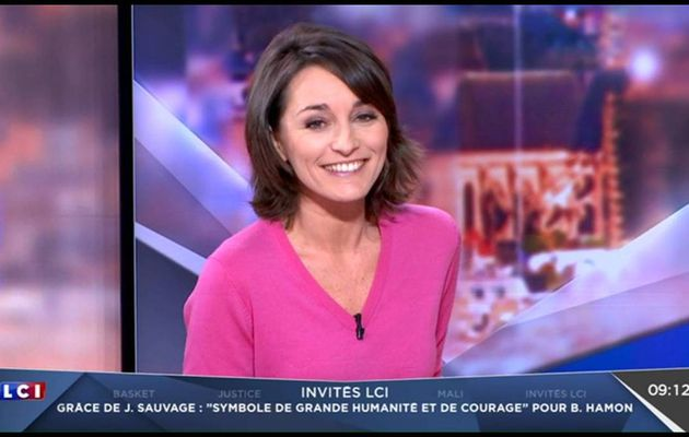 Amandine Bégot LCI et Vous LCI le 29.12.2016