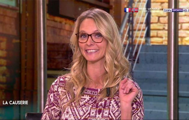 Mariella Tiemann La Causerie beIn Sports le 29.01.2017