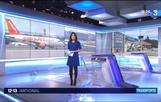 Emilie Tran Nguyen Le 12/13 France 3 le 08.02.2017