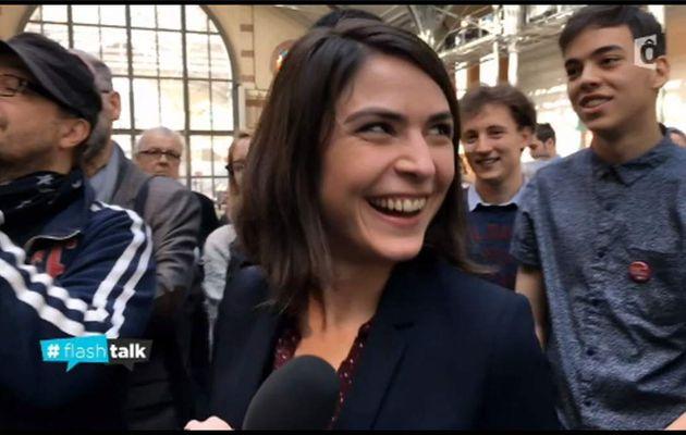 Sonia Chironi Flash Talk France Ô le 25.02.2017