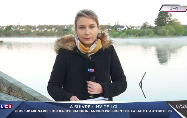 Hortense Villatte Routes Secondaires LCI le 19.04.2017