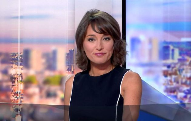 Amandine Bégot LCI Matin LCI le 02.06.2017