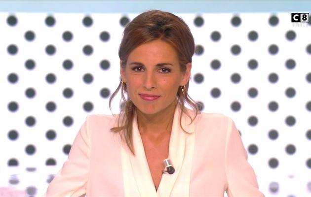 Alice Darfeuille La Nouvelle Edition C8 le 02.06.2017