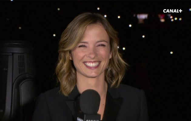 Isabelle Ithurburu Top 14 Canal+ le 04.06.2017