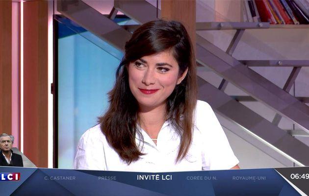 Ava Djamshidi LCI Matin LCI le 15.06.2017