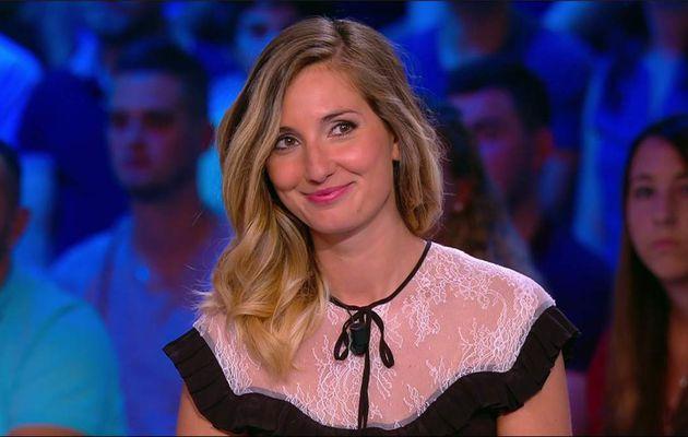 Marie Portolano Canal Football Club Canal+ le 20.08.2017