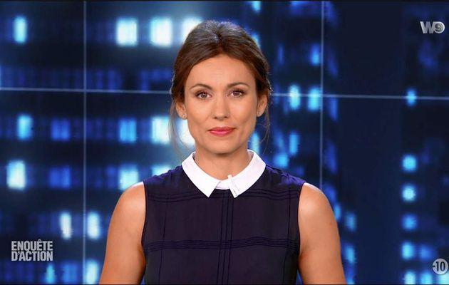 Marie-Ange Casalta Enquête d'Action W9 le 08.09.2017