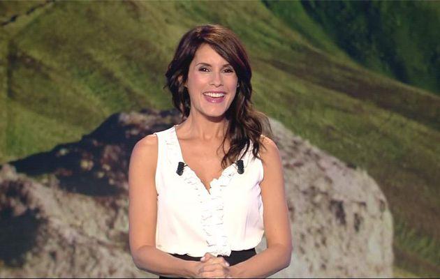 Marion Jollès Grosjean Tirage MyMillion TF1 le 15.09.2017